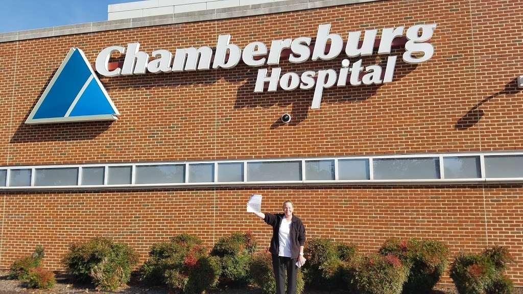 WellSpan Chambersburg Hospital - hospital    Photo 4 of 5   Address: 112 N 7th St, Chambersburg, PA 17201, USA   Phone: (717) 267-3000