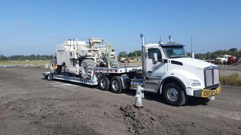 Jeffrey Trucking - moving company  | Photo 2 of 2 | Address: 395 Industrial Way, Dixon, CA 95620, USA | Phone: (707) 678-5124