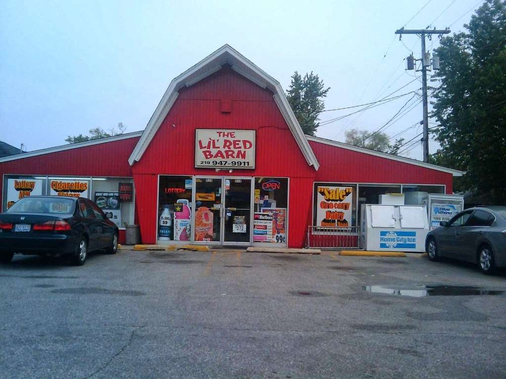 Lil Red Barn - convenience store  | Photo 1 of 1 | Address: 515 E 10th St, Hobart, IN 46342, USA | Phone: (219) 947-9911