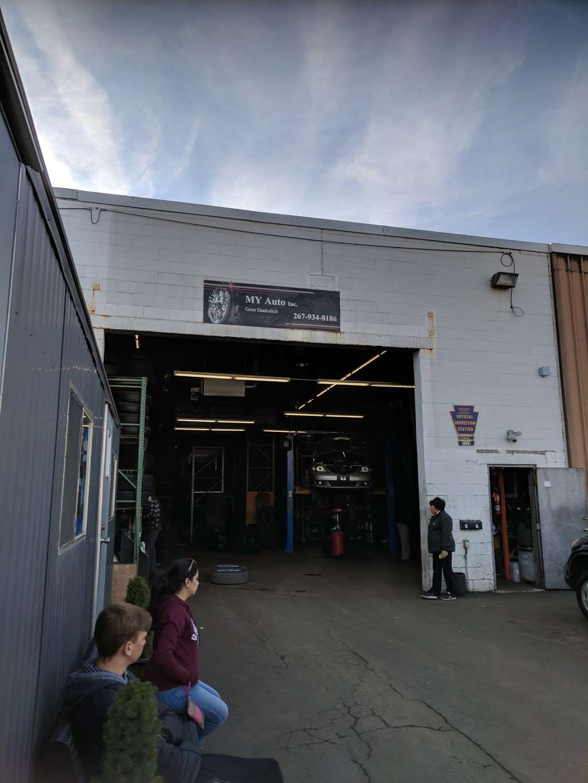 MY AUTO INC. - car repair    Photo 7 of 9   Address: 1771 Tomlinson Rd Unit G2, Philadelphia, PA 19116, USA   Phone: (267) 934-8186
