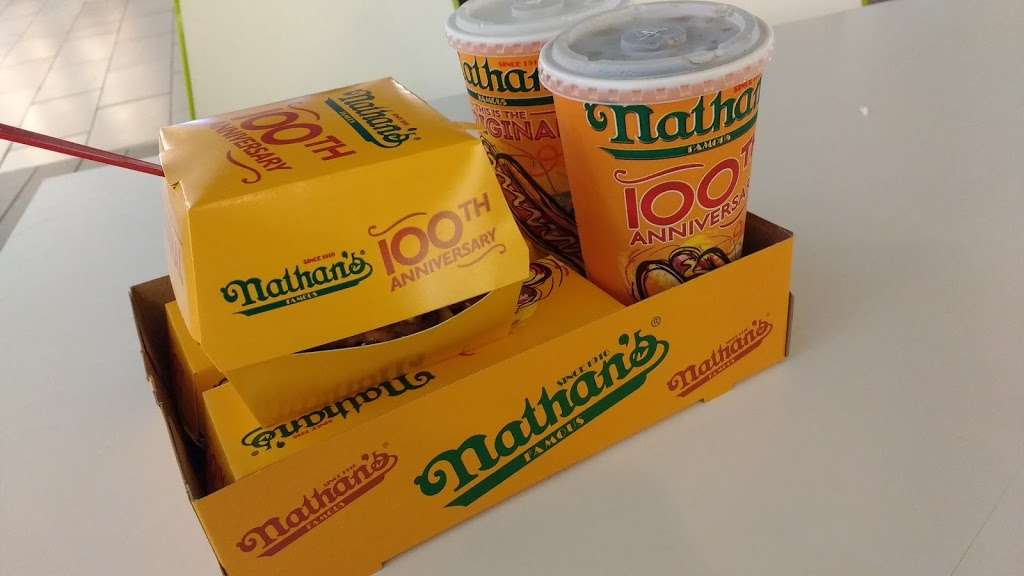 Nathans Famous - restaurant  | Photo 1 of 3 | Address: 339 River Rd, Edgewater, NJ 07020, USA | Phone: (201) 943-4257