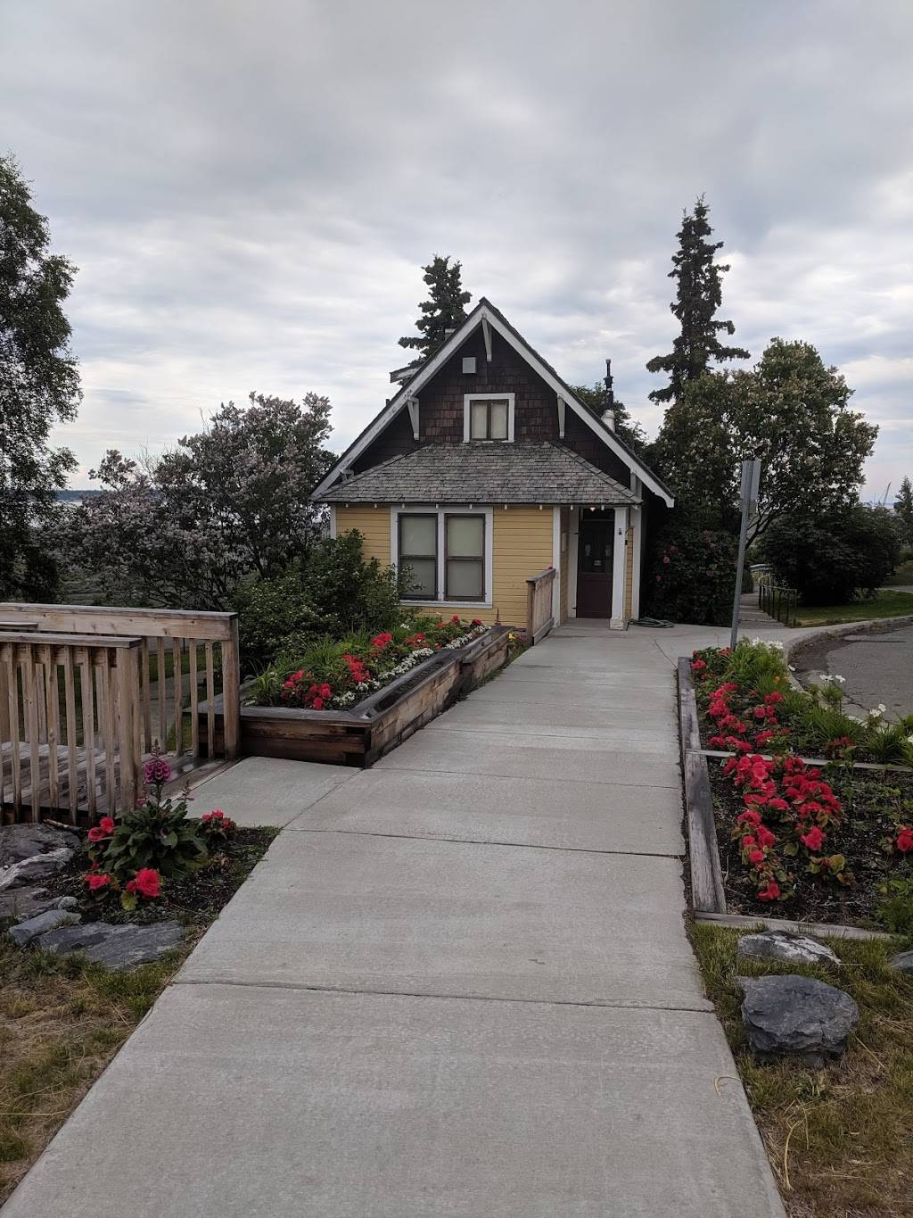 Oscar Anderson House Museum - museum  | Photo 3 of 10 | Address: 420 M St, Anchorage, AK 99501, USA | Phone: (907) 274-2336