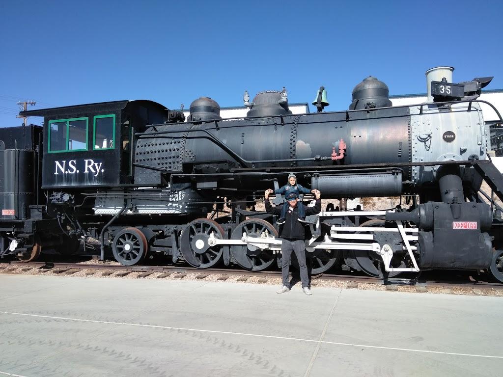 Nevada State Railroad Museum Boulder City - museum  | Photo 4 of 8 | Address: 601 Yucca St, Boulder City, NV 89005, USA | Phone: (702) 486-5952