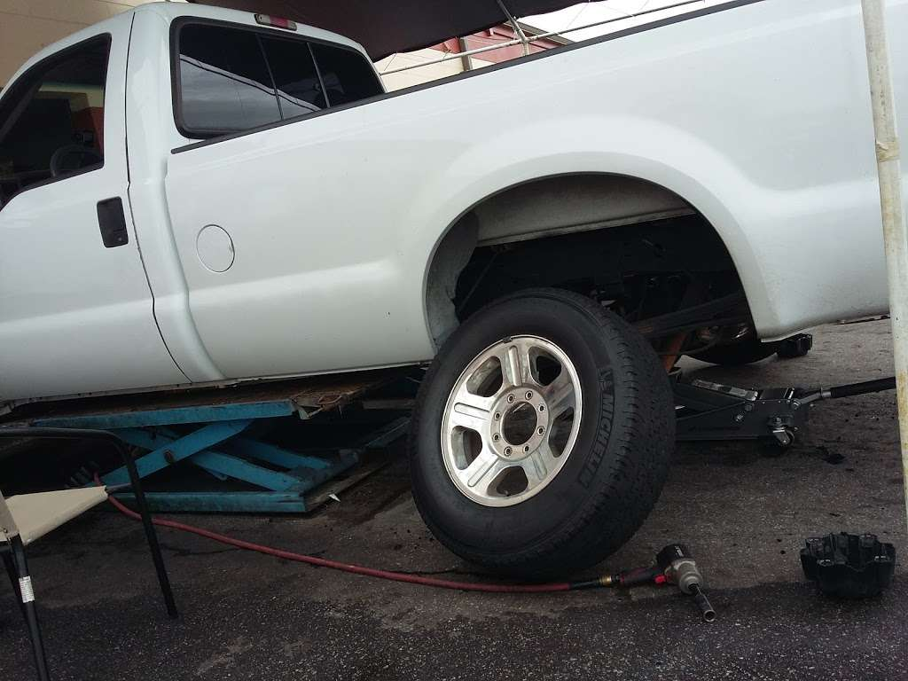 Tatos Tires - car repair  | Photo 5 of 9 | Address: 4545 Pleasant Hill Rd, Poinciana, FL 34759, USA | Phone: (407) 846-8000