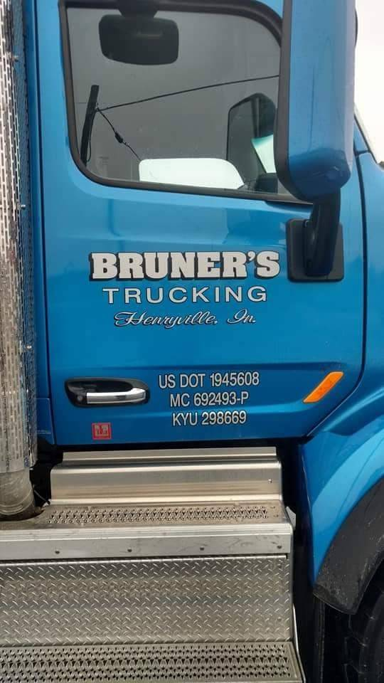 Bruners Trucking - moving company  | Photo 6 of 8 | Address: 1720b Old Potters Ln, Clarksville, IN 47129, USA | Phone: (812) 593-4634