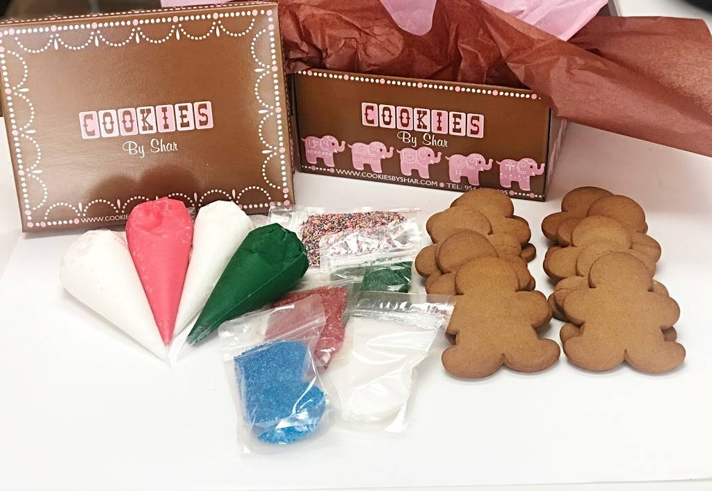 Cookies By Shar - bakery  | Photo 3 of 7 | Address: 11870 W State Rd 84 Unit C8, Davie, FL 33325, USA | Phone: (954) 689-2205