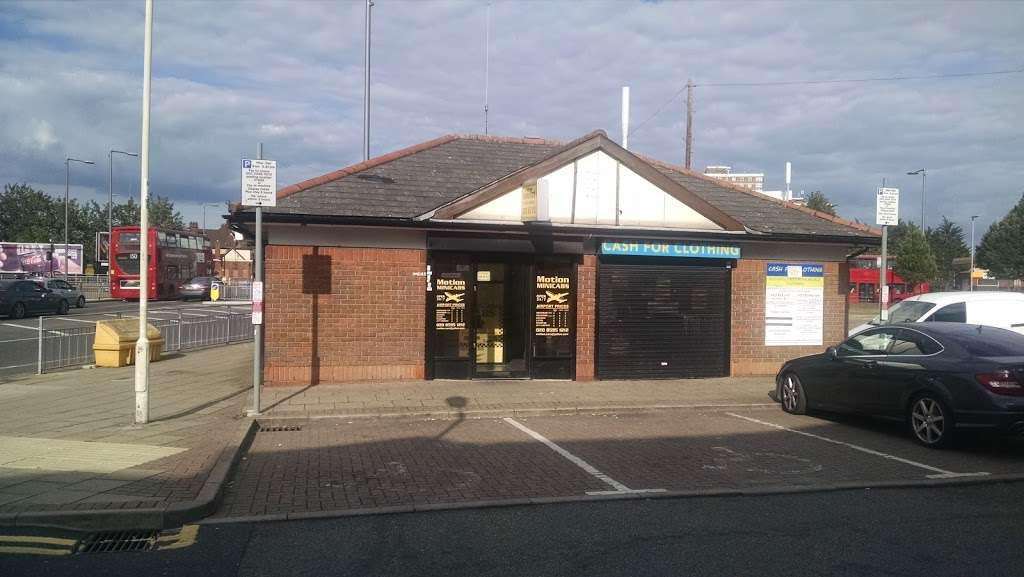 Cash For Clothes - clothing store    Photo 1 of 2   Address: 692 Becontree Ave, Dagenham RM8 1BD, UK