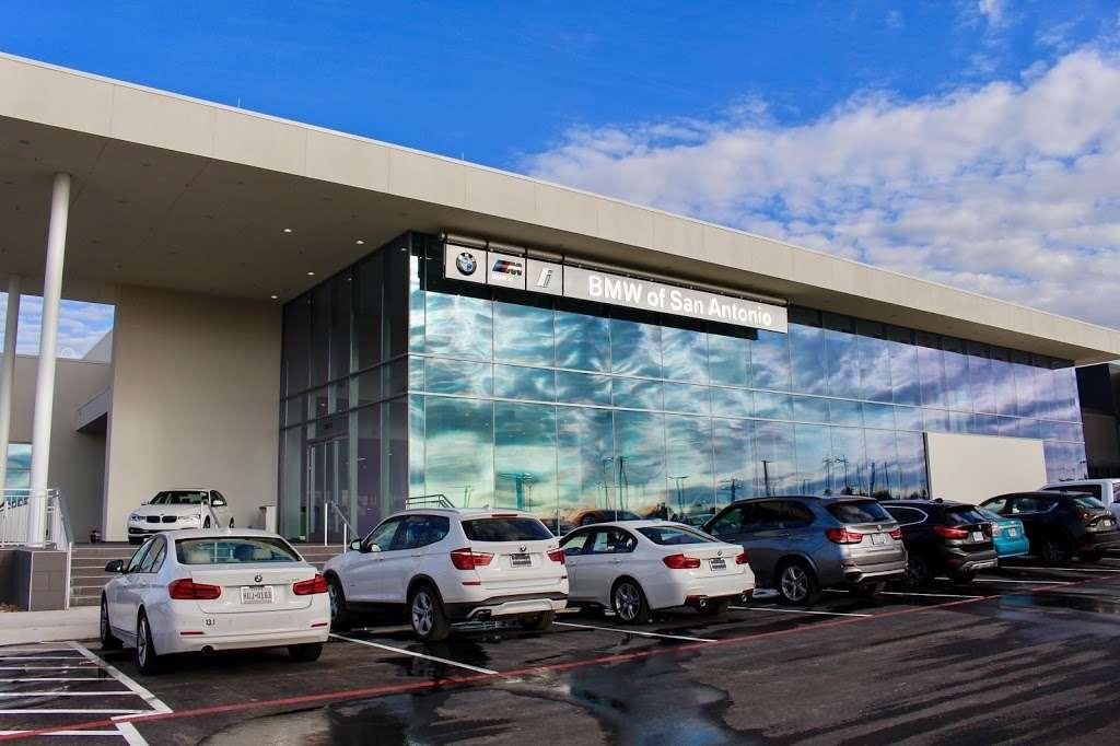 BMW of San Antonio - car dealer  | Photo 1 of 10 | Address: 15507 I-10, San Antonio, TX 78249, USA | Phone: (210) 732-7121