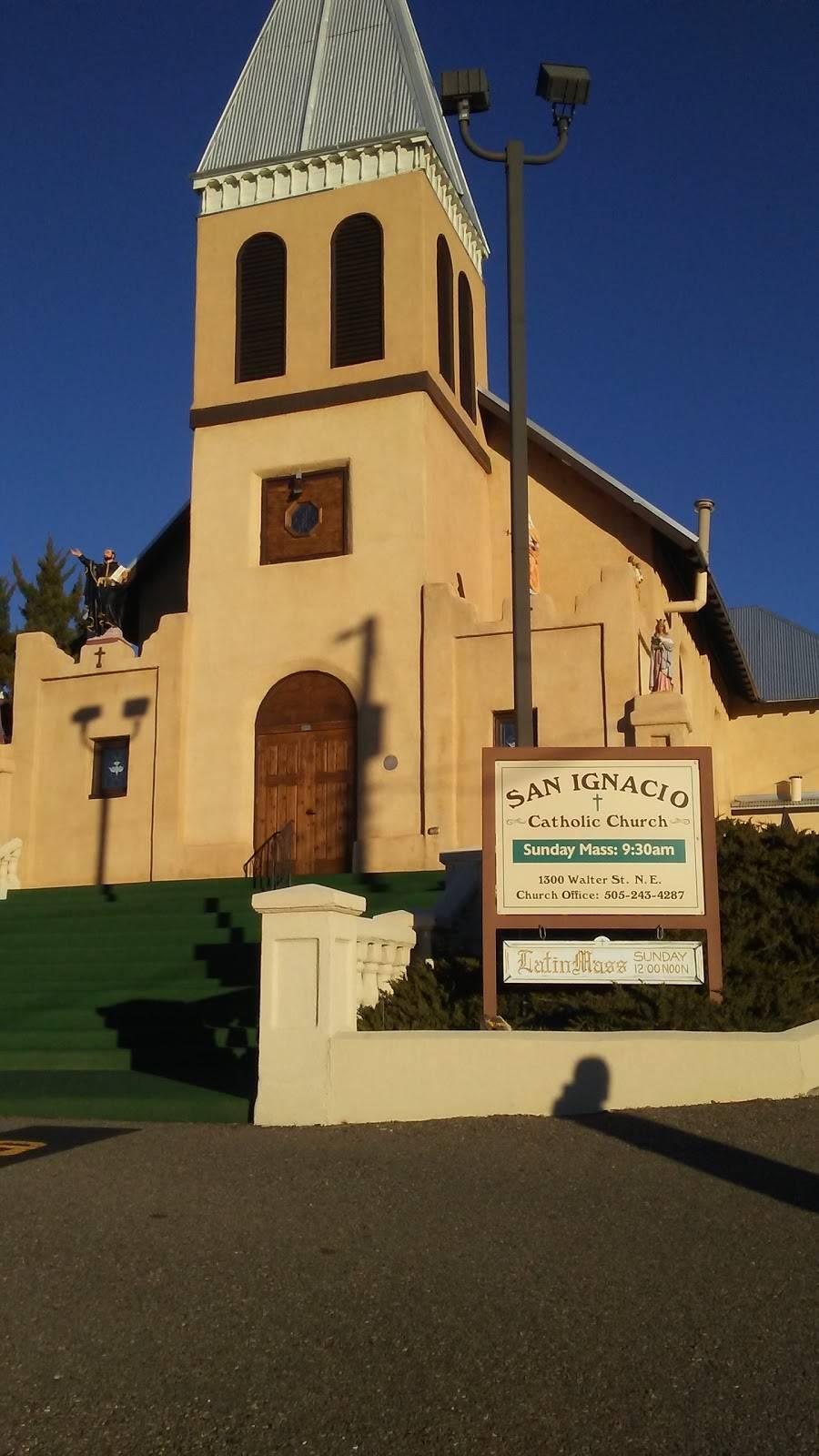 San Ignacio Catholic Church - church  | Photo 5 of 8 | Address: 1300 Walter St NE, Albuquerque, NM 87102, USA | Phone: (505) 243-4287