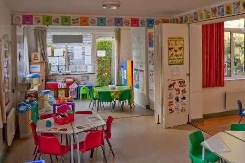 Barn Close Pre-School - school  | Photo 1 of 6 | Address: Friends Meeting House, Handside Ln, Welwyn Garden City AL8 6SP, UK | Phone: 01707 891869