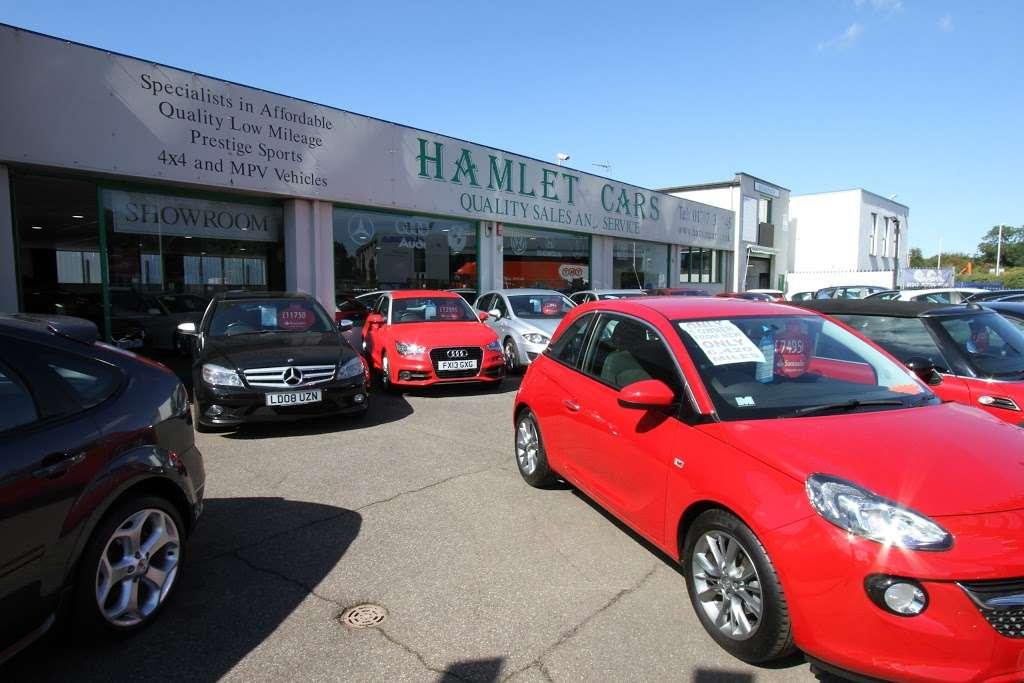 Hamlet Cars - car repair    Photo 3 of 10   Address: 18A Burrowfield, Welwyn Garden City AL7 4SR, UK   Phone: 01707 333345