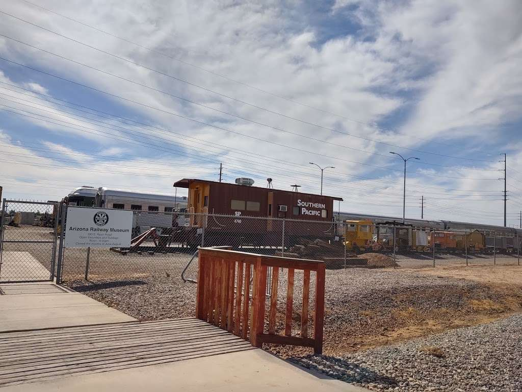 Arizona Railway Museum - museum  | Photo 7 of 10 | Address: 330 E Ryan Rd, Chandler, AZ 85286, USA | Phone: (480) 821-1108