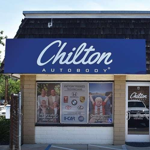 Chilton Auto Body - car repair  | Photo 7 of 9 | Address: 4262 Stanley Blvd, Pleasanton, CA 94566, USA | Phone: (925) 484-2800