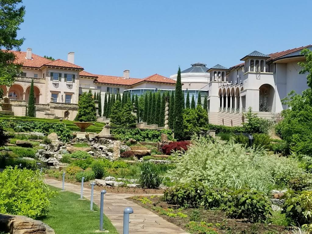Philbrook Museum of Art - museum  | Photo 2 of 9 | Address: 2727 S Rockford Rd, Tulsa, OK 74114, USA | Phone: (918) 748-5300