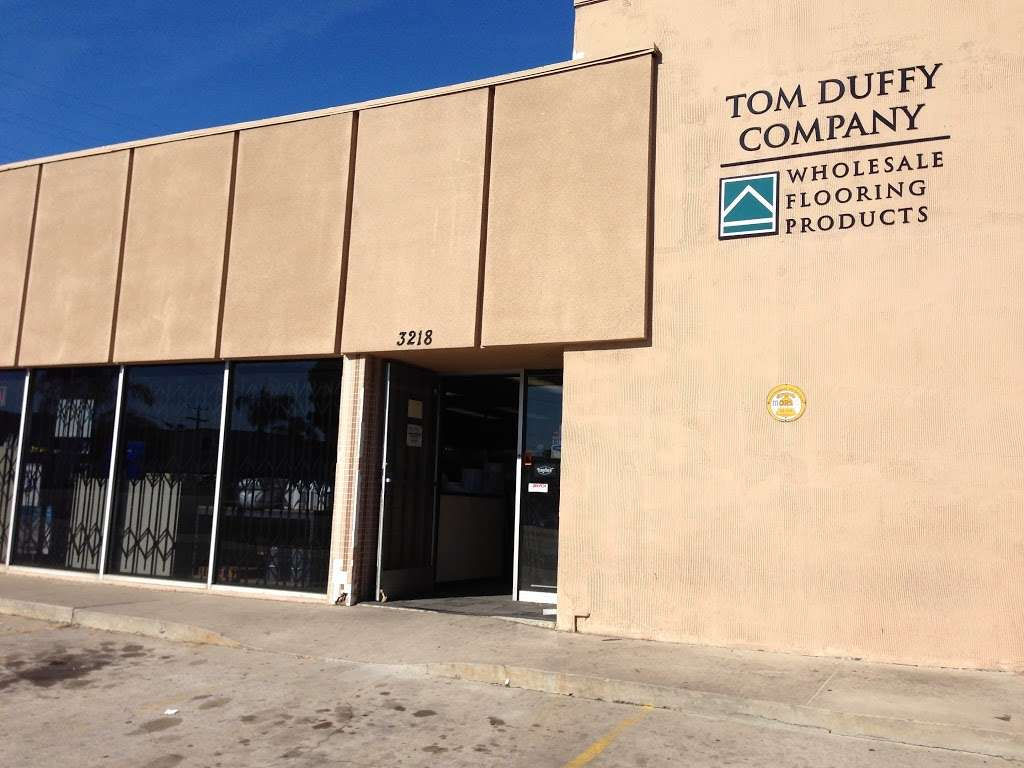 Tom Duffy Wholesale Flooring Products - home goods store  | Photo 1 of 10 | Address: 3218 F St, San Diego, CA 92102, USA | Phone: (619) 235-6767