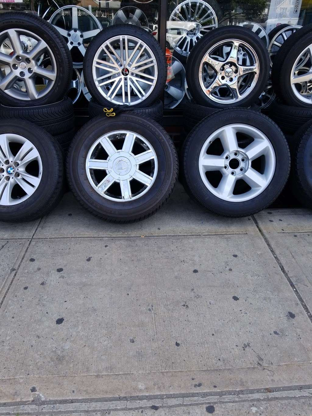 One Stop Tire Shop - car repair  | Photo 4 of 10 | Address: 1707 Flatbush Ave, Brooklyn, NY 11210, USA | Phone: (718) 253-6653