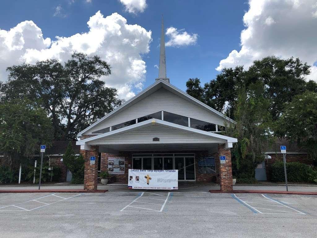 Orlando Baptist Temple - church  | Photo 2 of 2 | Address: 4400 N Powers Dr, Orlando, FL 32818, USA | Phone: (407) 293-2772
