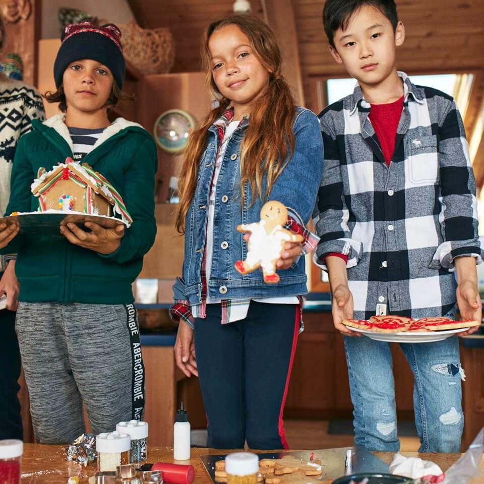 abercrombie kids - shoe store  | Photo 3 of 10 | Address: WATER TOWER, 835 Michigan Avenue #7030, Chicago, IL 60611, USA | Phone: (312) 274-9859
