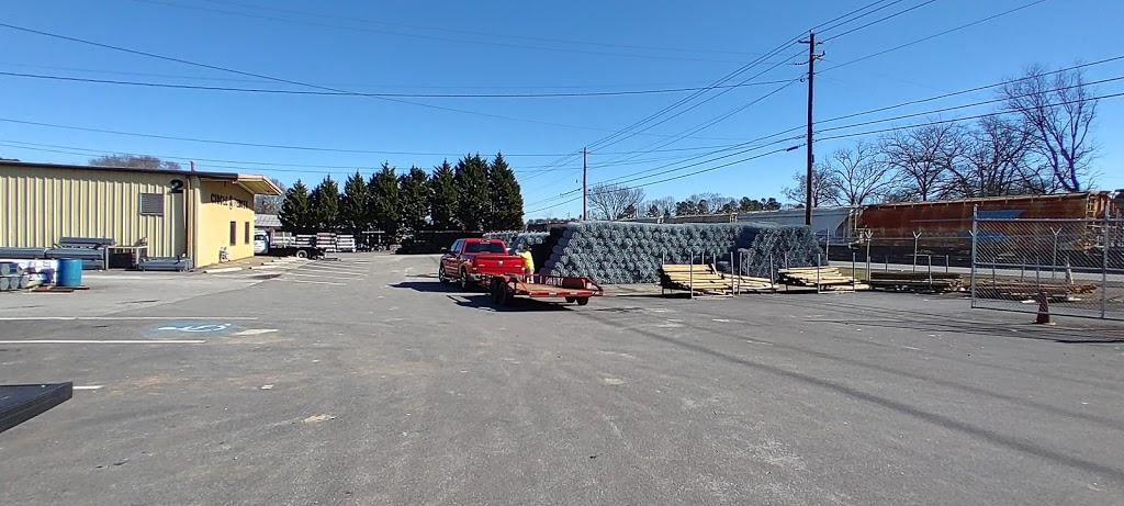 Circle A Fences, Inc. - store  | Photo 8 of 8 | Address: 1589 Canton Rd NE, Marietta, GA 30066, USA | Phone: (770) 424-7862