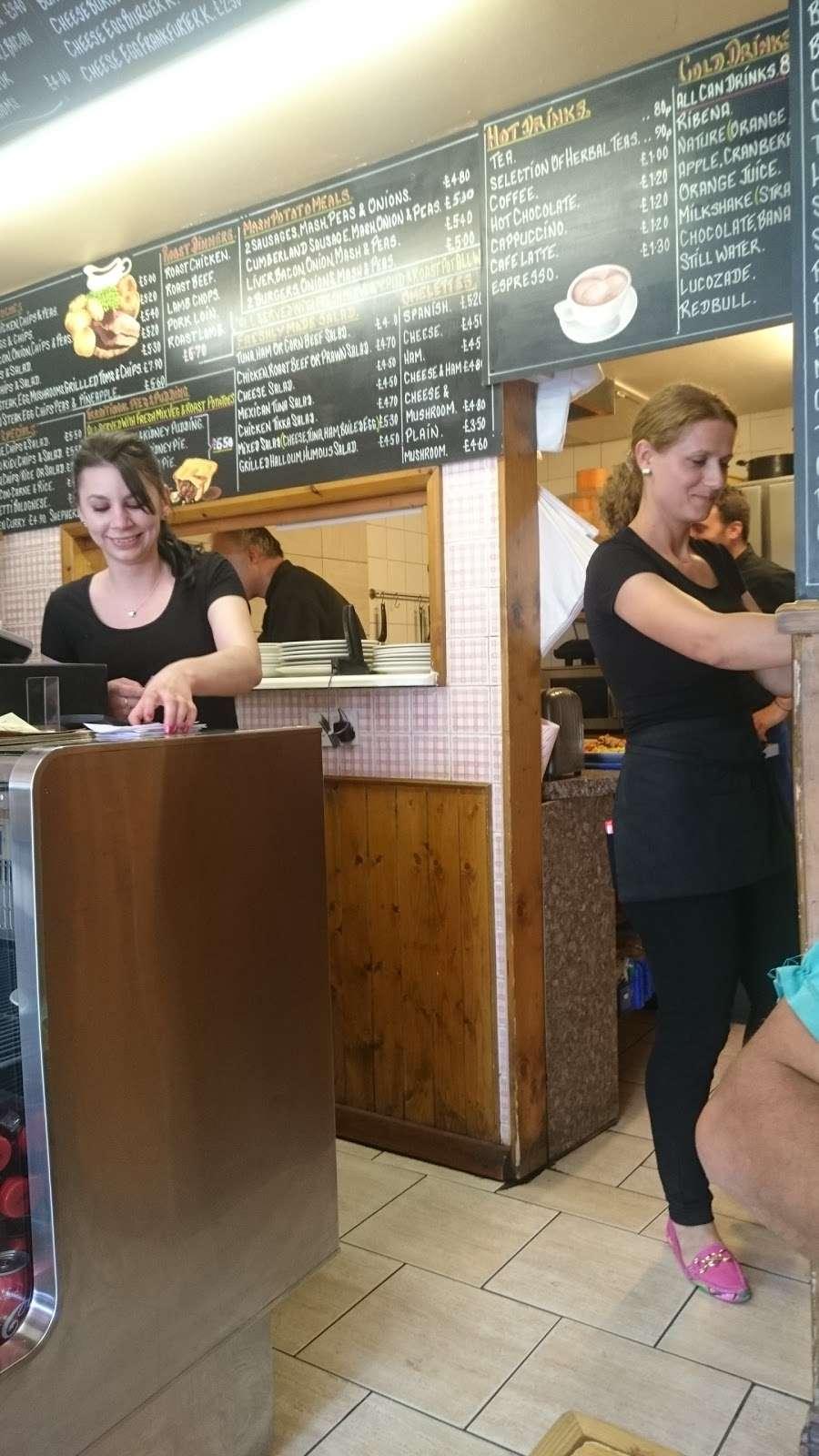 Rosie Lees Cafe - cafe  | Photo 6 of 6 | Address: 147 Anerley Rd, London SE20 8EF, UK | Phone: 020 8778 0776