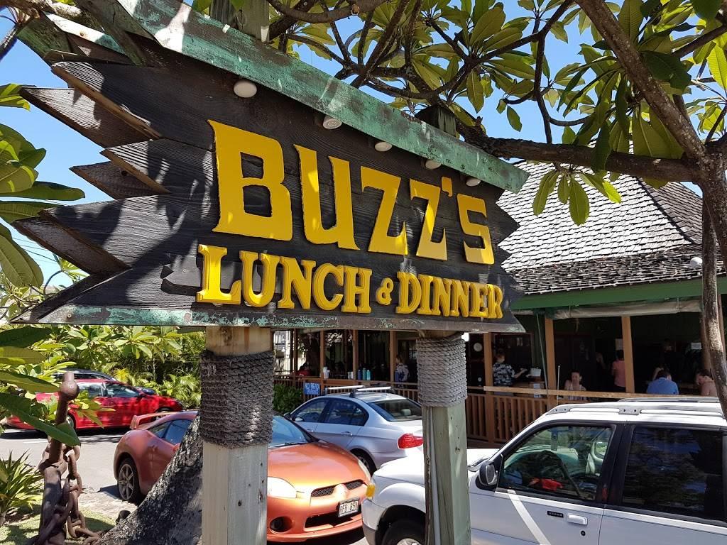 Buzzs Steakhouse - restaurant    Photo 1 of 9   Address: 413 Kawailoa Rd, Kailua, HI 96734, USA   Phone: (808) 261-4661
