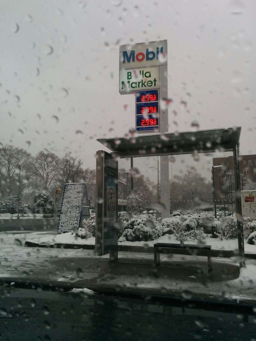 Mobil - gas station  | Photo 9 of 9 | Address: 3132 Fort Hamilton Pkwy, Brooklyn, NY 11218, USA | Phone: (718) 436-2846