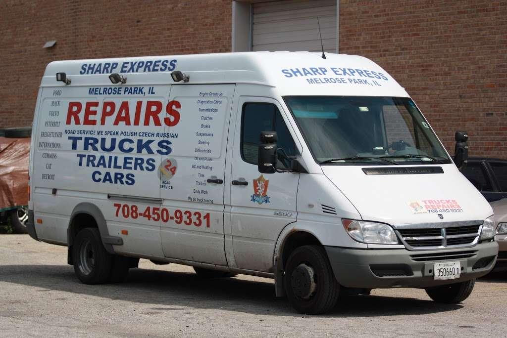 Sharp Express - car repair  | Photo 6 of 10 | Address: 413 Christina Dr, East Dundee, IL 60118, USA | Phone: (773) 616-0013