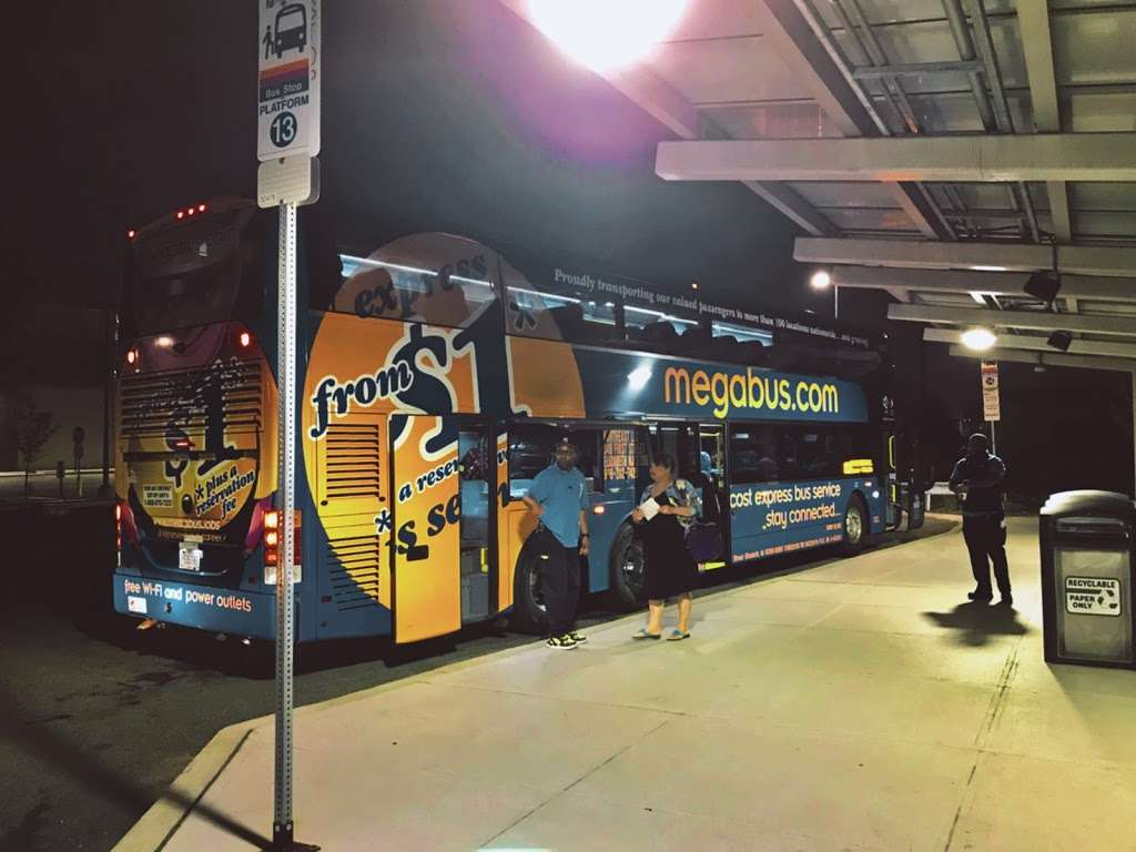 Secaucus, NJ, Frank. J Lautenberg Station at Secaucus Junction - bus station  | Photo 4 of 9 | Address: Secaucus, NJ 07097, USA