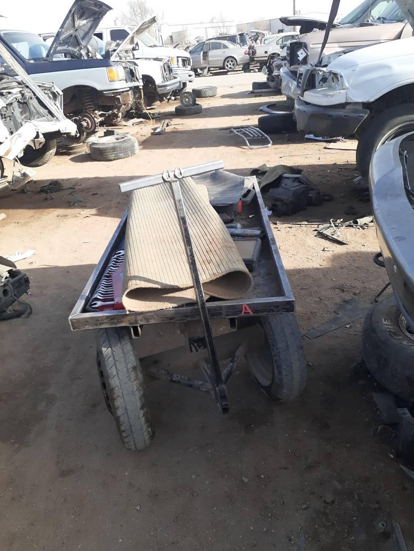 U-Pull-&-Pay - car repair  | Photo 10 of 10 | Address: 3745 S U.S. Hwy 85 87, Colorado Springs, CO 80906, USA | Phone: (719) 392-5900