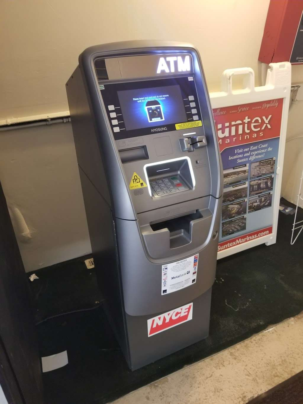 Bank ATM - atm  | Photo 1 of 1 | Address: 80 Audrey Zapp Dr, Jersey City, NJ 07305, USA
