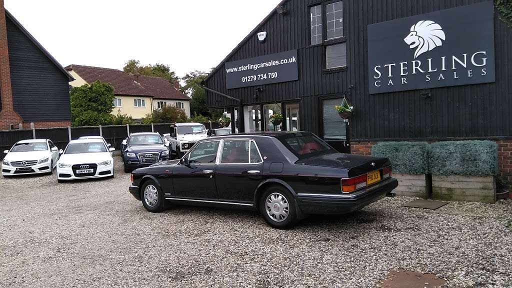 Sterling Car Sales - car dealer  | Photo 1 of 1 | Address: Jacks Yard, The St, Sheering, Bishops Stortford CM22 7LY, UK | Phone: 01279 734750