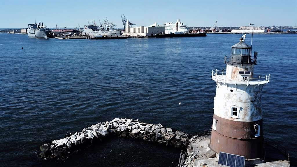 Bayonne Dry-Dock & Repair Inc - store  | Photo 4 of 10 | Address: 100 Military Ocean Term St, Bayonne, NJ 07002, USA | Phone: (201) 823-9295