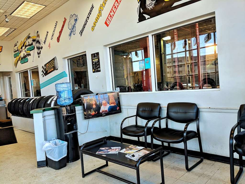 Mavis Discount Tire - car repair  | Photo 5 of 10 | Address: 779 Central Park Ave, South Dr, Yonkers, NY 10704, USA | Phone: (914) 966-3400