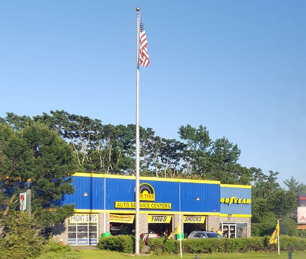 Mr. Tire Auto Service Centers - car repair  | Photo 9 of 9 | Address: 1209 Highway 9 North, Old Bridge, NJ 08857, USA | Phone: (732) 375-1646