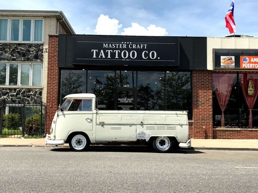 Master Craft Tattoo Co. - store  | Photo 3 of 10 | Address: 1637, 5844 S Archer Ave, Chicago, IL 60638, USA | Phone: (312) 806-4342