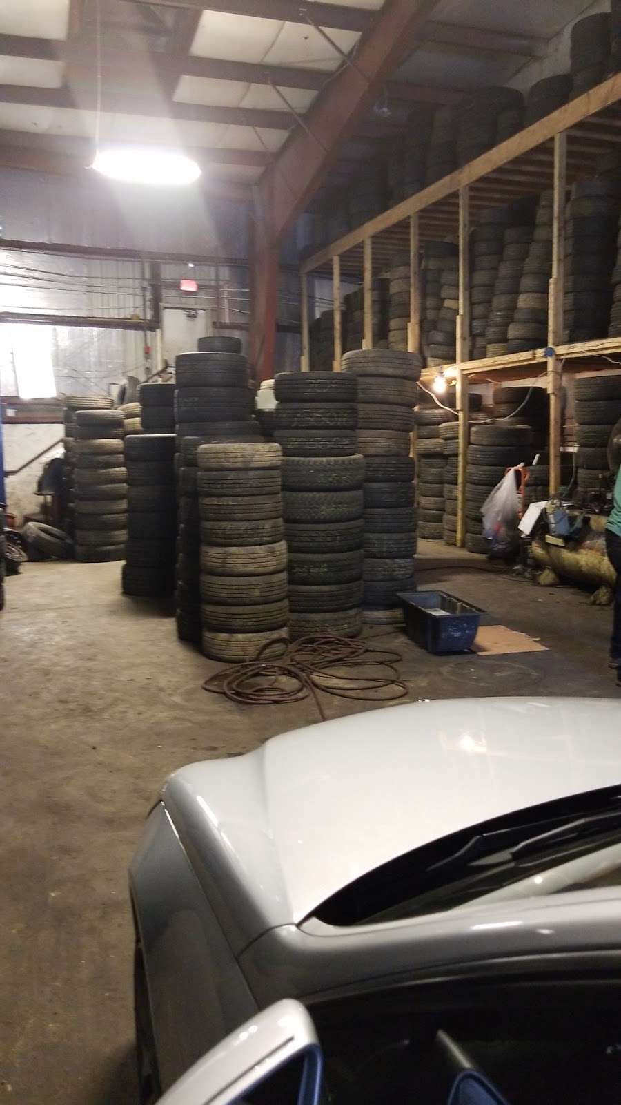 Ameritech Tire Inc. New & Used tires..24hrs tireshop - car repair  | Photo 8 of 10 | Address: 1205 Marblewood Ave, Capitol Heights, MD 20743, USA | Phone: (240) 764-8415