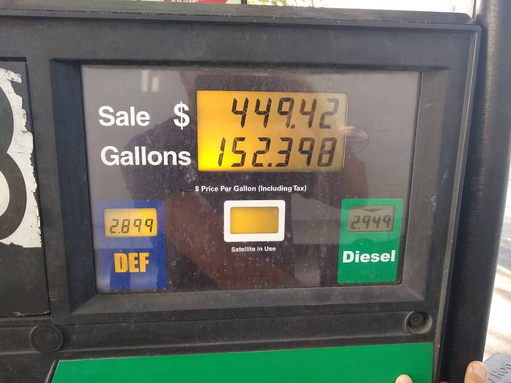 Quick Fuel - gas station  | Photo 2 of 3 | Address: 9969 Sidney Hayes Rd, Orlando, FL 32824, USA | Phone: (866) 904-4422