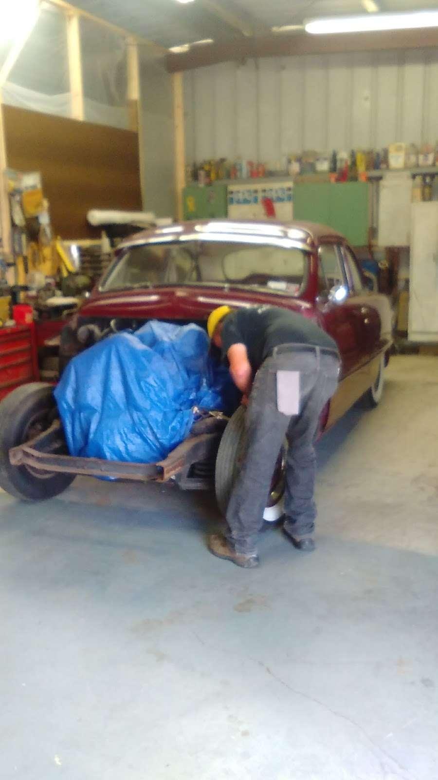 MrCs Automotive Repair And Restoration - car repair  | Photo 4 of 10 | Address: 114 E 12th St, Salisbury, NC 28144, USA | Phone: (336) 554-5501