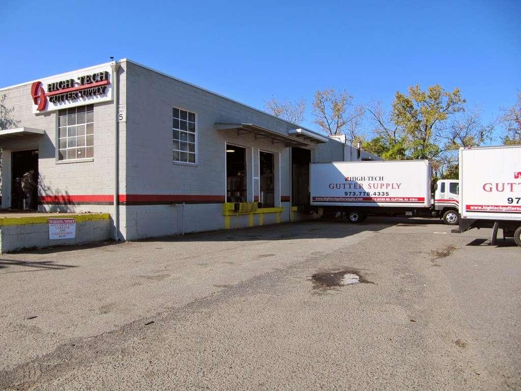 High Tech Gutter Supply - store    Photo 2 of 10   Address: 515 River Rd, Clifton, NJ 07014, USA   Phone: (973) 778-4335