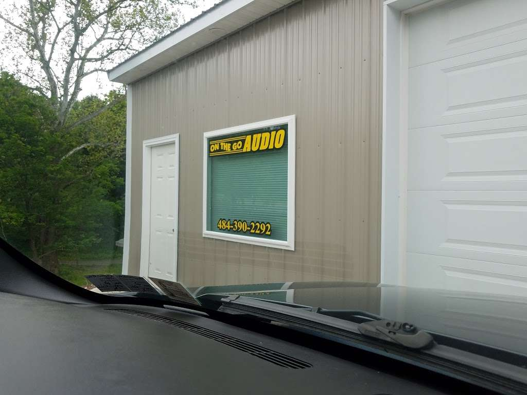 On The Go Audio - car repair  | Photo 10 of 10 | Address: 6280 Perkiomen Ave, Birdsboro, PA 19508, USA | Phone: (484) 390-2292