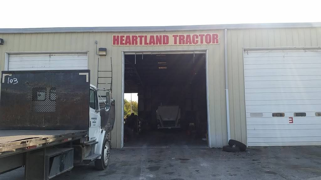 Heartland Tractor & Trailer Repair - car repair  | Photo 2 of 3 | Address: 2401 N Harvard Ave, Tulsa, OK 74115, USA | Phone: (918) 630-3499