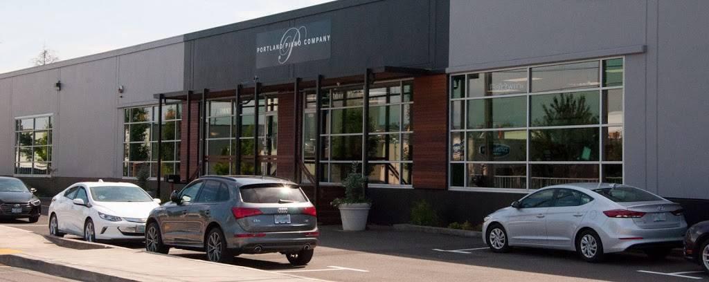 Portland Piano Company - electronics store  | Photo 1 of 9 | Address: 8700 NE Columbia Blvd, Portland, OR 97220, USA | Phone: (503) 775-2480