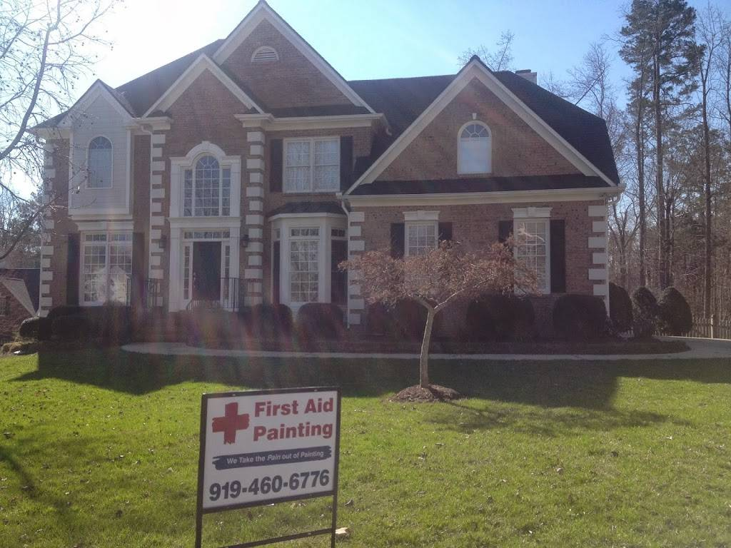 First Aid Painting - painter  | Photo 1 of 2 | Address: 109 Myers Farm Ct, Cary, NC 27519, USA | Phone: (919) 369-8823