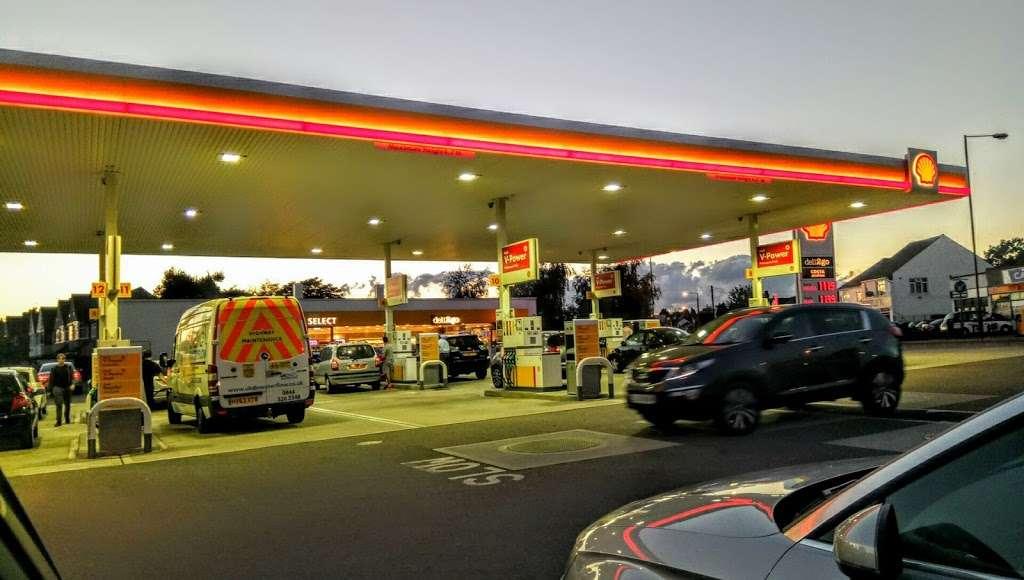 Shell - gas station    Photo 1 of 10   Address: 510 Blackfen Rd, Sidcup DA15 9NT, UK   Phone: 020 8304 1465