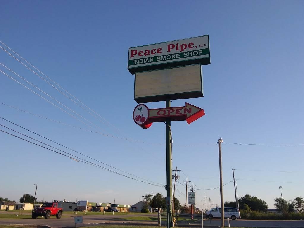 Peace Pipe LLC - store  | Photo 6 of 9 | Address: 11301 N Garnett Rd, Owasso, OK 74055, USA | Phone: (918) 371-1757