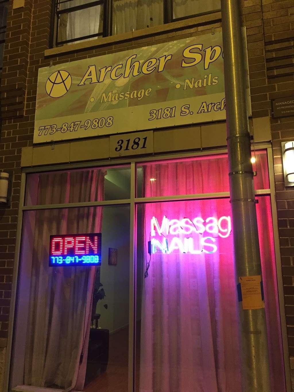 Archer Spa - spa    Photo 2 of 8   Address: 3181 S Archer Ave, Chicago, IL 60608, USA   Phone: (773) 847-9808