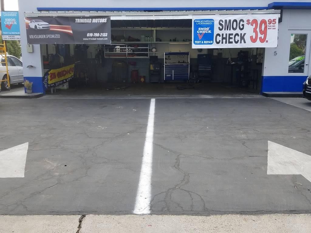Trinidad Motors - car repair  | Photo 7 of 10 | Address: 2005 Morena Blvd B, San Diego, CA 92110, USA | Phone: (619) 798-2133