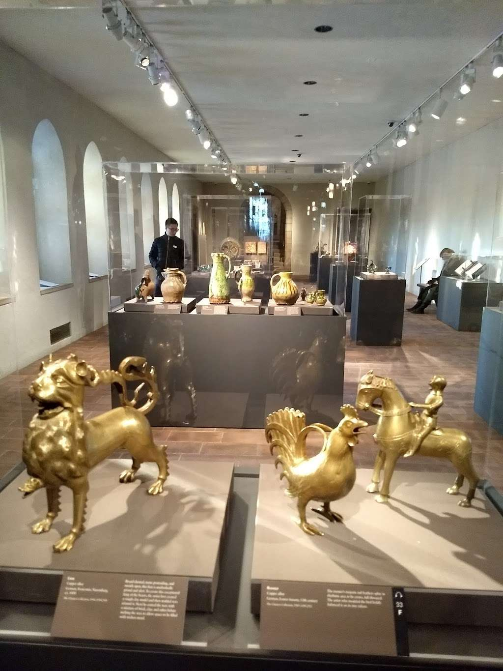 The Met Cloisters - museum  | Photo 7 of 10 | Address: 99 Margaret Corbin Dr, New York, NY 10040, USA | Phone: (212) 923-3700