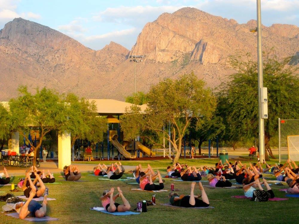 Tucson Yoga Sol - gym  | Photo 3 of 10 | Address: 5821 N Oracle Rd, Tucson, AZ 85704, USA | Phone: (520) 477-7651
