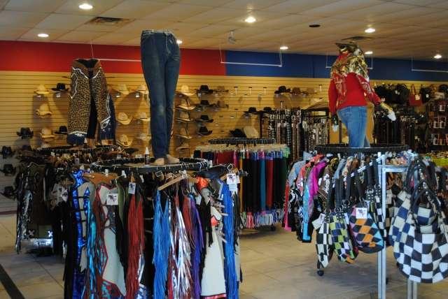 Hilason Saddles & Tack - Clothing store   12002 Southwest